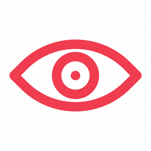 care, eye, health, look, medical, vision icon