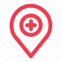 care, health, hospital, medic, medical, placeholder icon