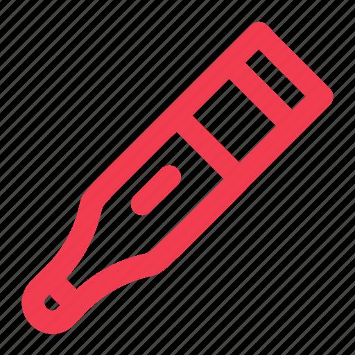 care, health, medic, medical, sick, temperature, thermometer icon