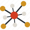 molecule, atomic, lab, science