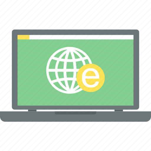 browser, connection, global, internet, network, web icon