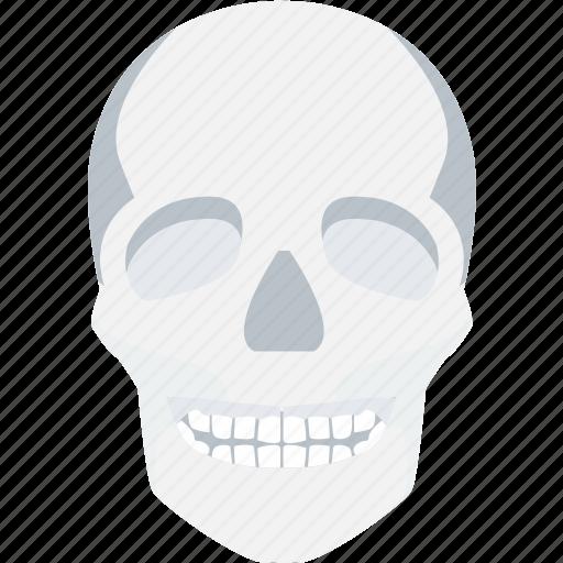 face, human, mask, skull icon