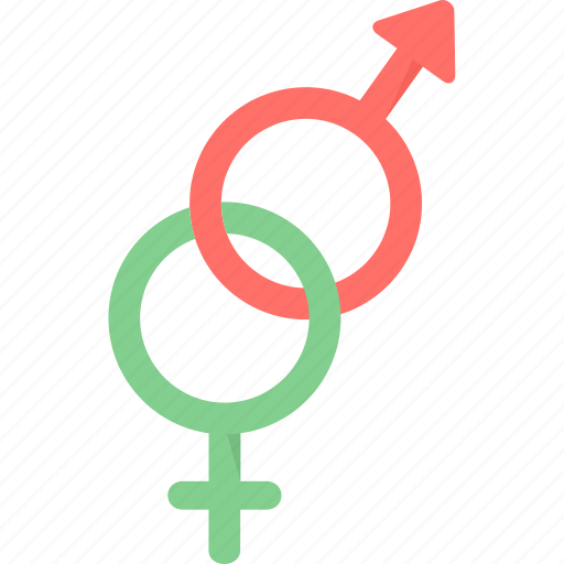 female, gender, love making, male, relation, sex, sign icon