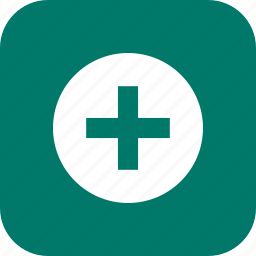 clinic, healthcare, hospital, medical sign icon