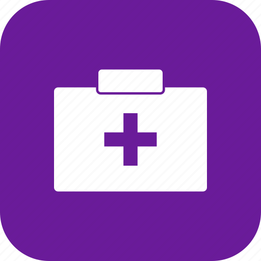 aid, box, emergency, healthcare, medical, package icon