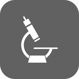bacterium, experiment, laboratory, microscope, research icon