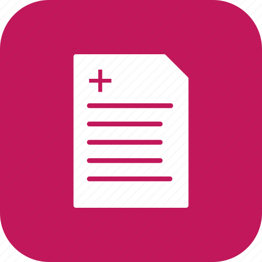chart, document, file, page, paper, report, statistics icon