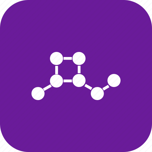 atoms, molecular, molecules, structure icon