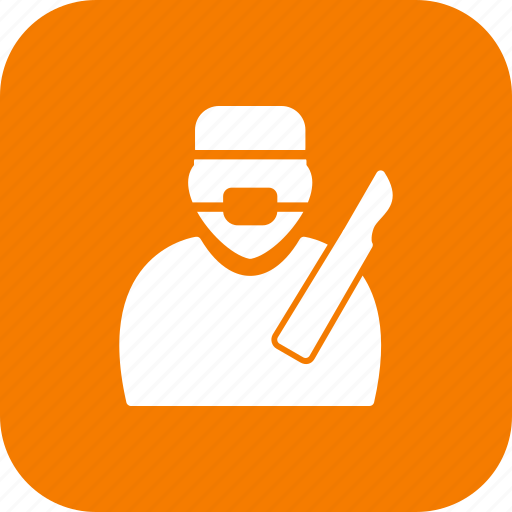 medical, operation, patient, surgeon, surgery icon