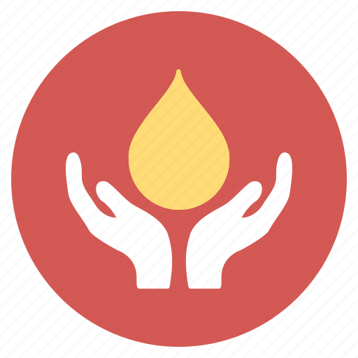 blood donation, care, charity, donate, drop, health, support icon
