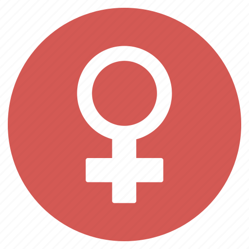 Female symbol, girl, lady, sex, venus, woman, women icon - Download on Iconfinder