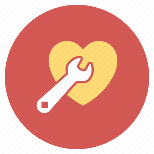Aid, cardio, heart, love, repair, service, surgery icon - Download on Iconfinder