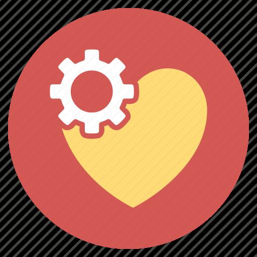 configuration, heart surgery, medical execution, service, setup, tool, treatment icon