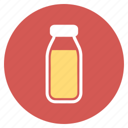 chemical glass, full bottle, liquid, medical container, milk, test tube, water icon