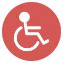 disabled person, illness, wheelchair, disability, wheel chair, handicapped, sick