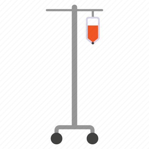 blood, clinic, dropper, healthcare, hospital equipment, iv drip, therapy icon