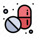 medical, pills, tablet icon
