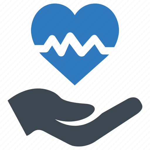 healthcare, heart care, heart disease icon