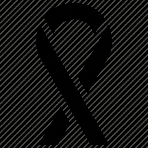 awarenessribbon, breast cancer, ribbon icon