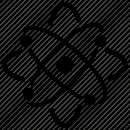 Atom, science, molecule icon - Download on Iconfinder