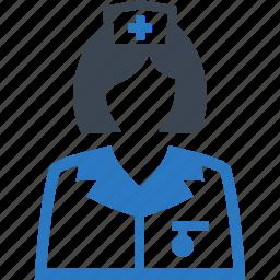 medical care, medical help, nurse icon