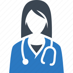 doctor, medical care, medical help, stethoscope icon