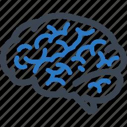 brain, brainstorming, neuroscience, neurosurgery icon