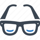 eye consultation, eyesight, glasses, optician icon