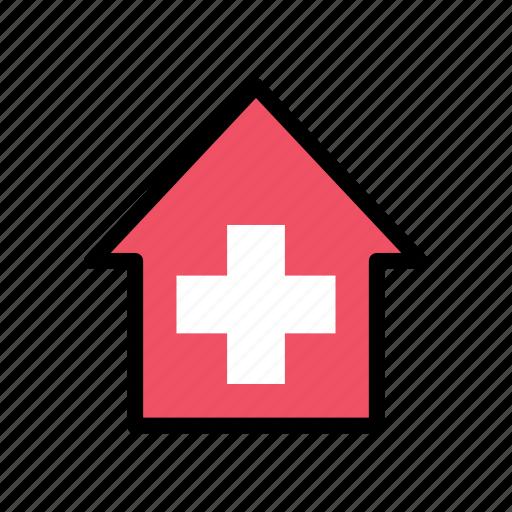 emergency, health, healthcare, healthy, hospital, medical, sign icon