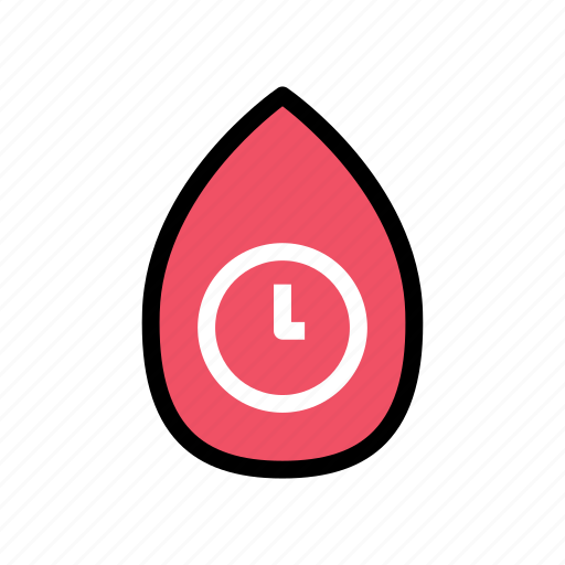 blood, health, healthcare, medical, medicine, schedule, time icon