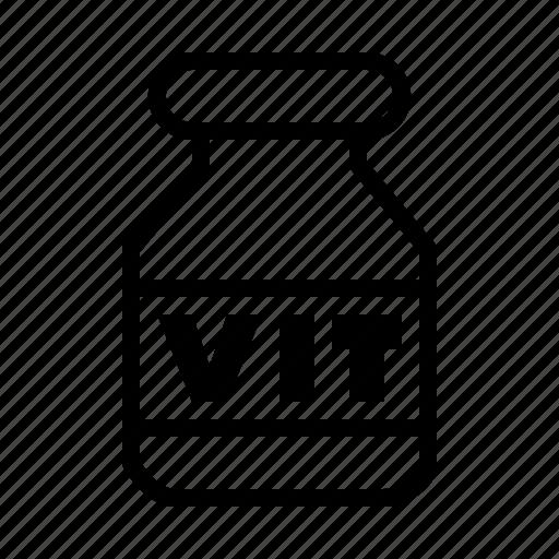 Vitamin, health, healthcare, healthy, medical icon - Download on Iconfinder