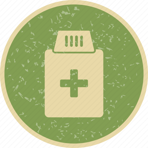 drugs, medicine bottle, pills icon