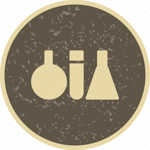 chemistry, experiment, flask icon
