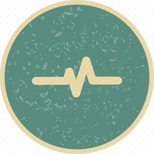 Ecg, pulse, pulse rate icon - Download on Iconfinder