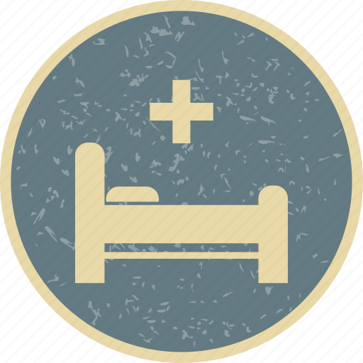 Bed, treatment, hospital bed icon - Download on Iconfinder