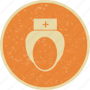 avatar, medical, nurse icon