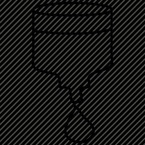 blood, bottle icon