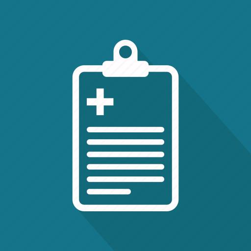 board, checklist, clipboard, document, list icon