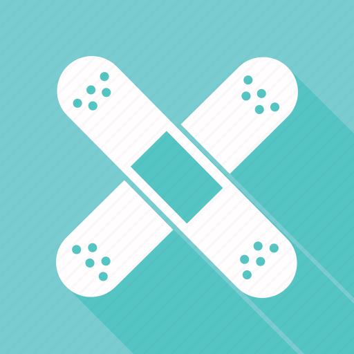 bandage, bandaid, healthcare, medicine icon