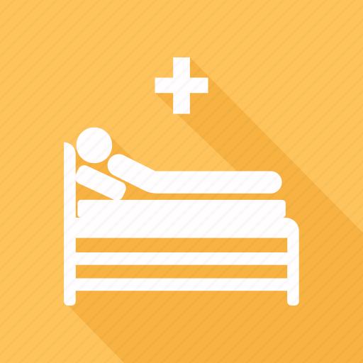 bed, bedroom, medical, relax icon, sleep, sleeping icon