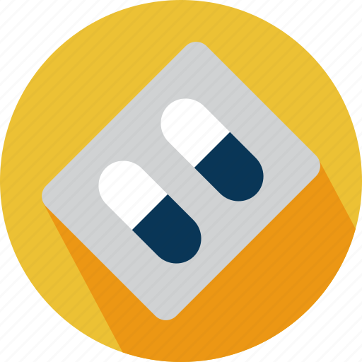 medical, medicine, meds, pills icon