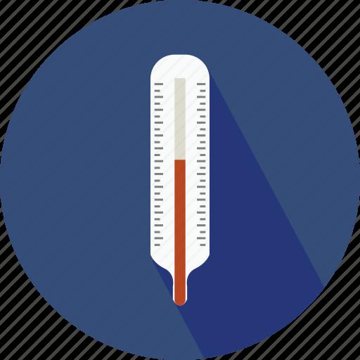 degrees, temperature, temperature gauge, thermometer icon