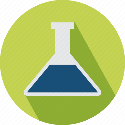 beaker, chemical, cure, toxin icon