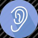 clinic, ear, ear doctor, hearing