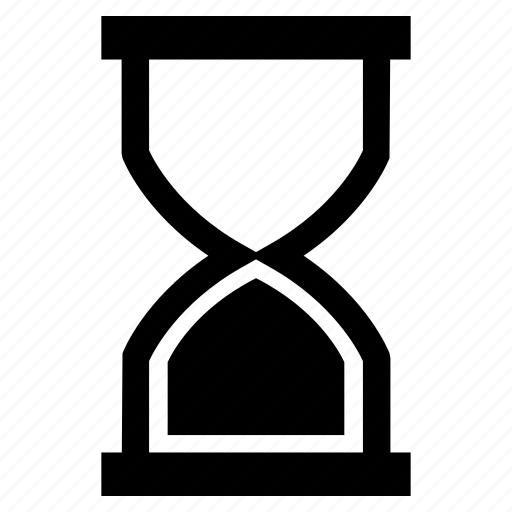 chronometer, hourglass, process, timer, wait icon