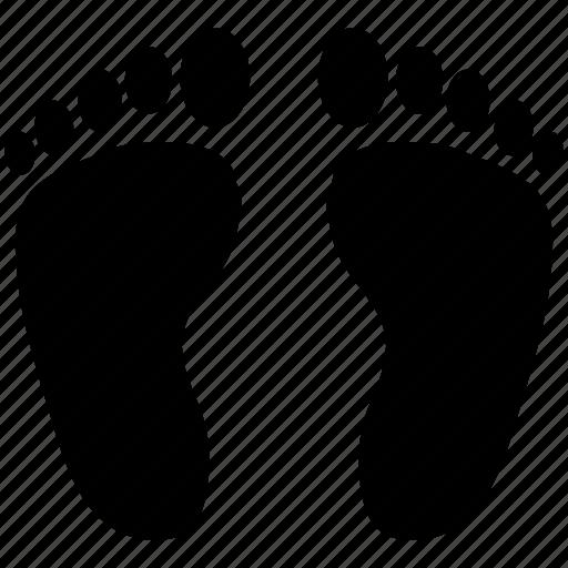 feet, foot, podiatric physician, podiatrist icon