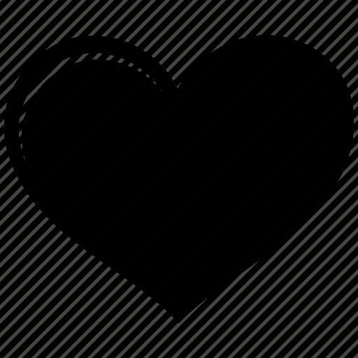 Heart, love icon - Download on Iconfinder on Iconfinder