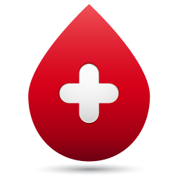 blood, drop icon