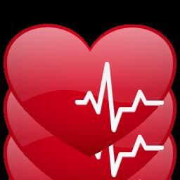 beat, heart, no, sh icon