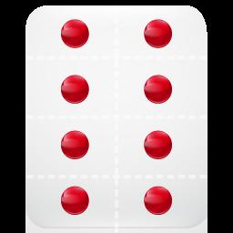 pills, strips icon
